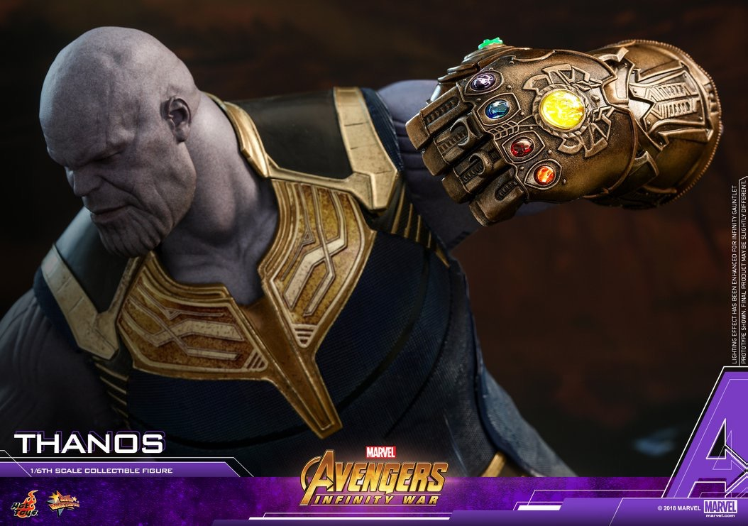 Avengers Infinity War Thanos Collectible Figure Coming