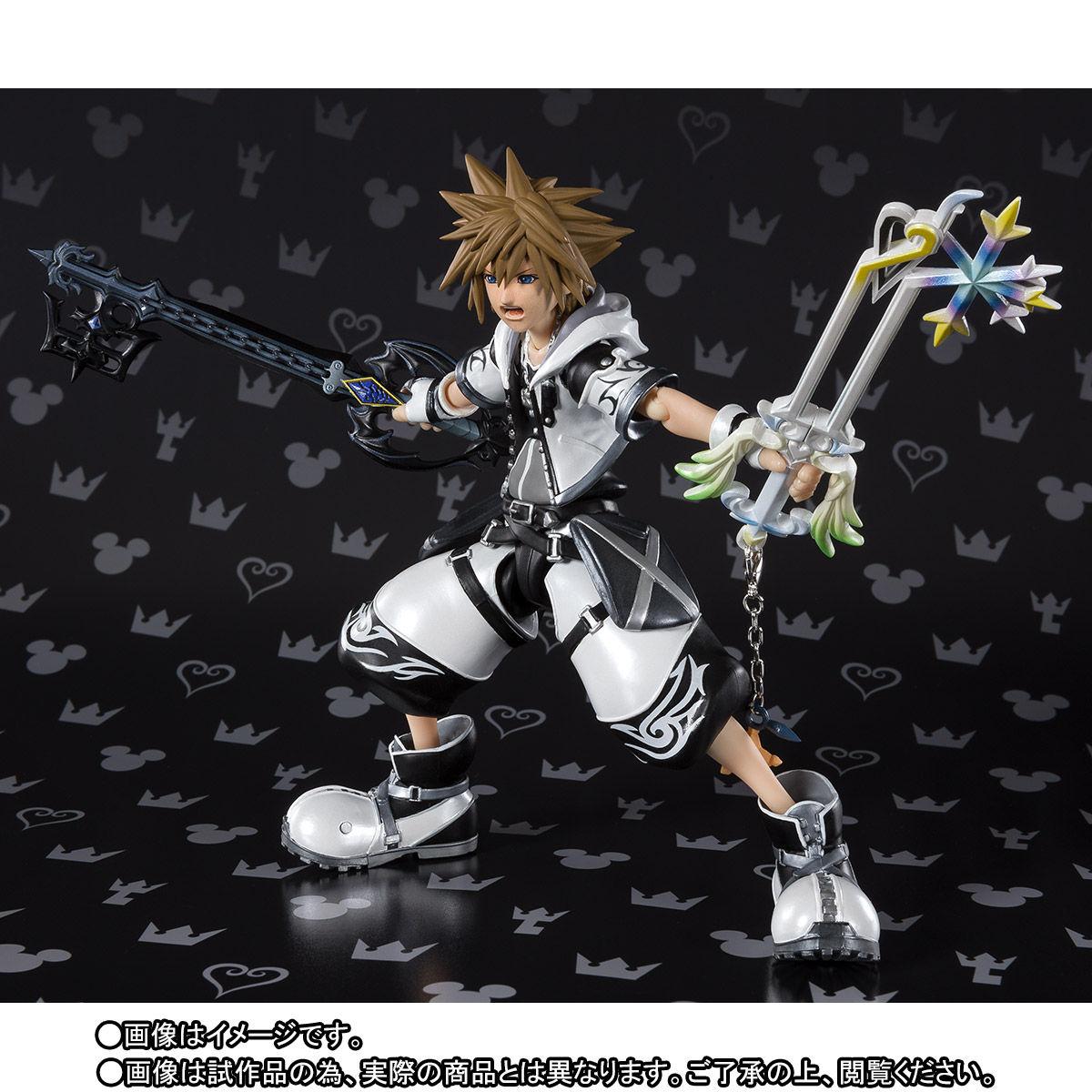 Sora Kingdom Hearts 1520074: Kingdom Hearts 2 Sora Final Form SH Figuarts Coming Soon
