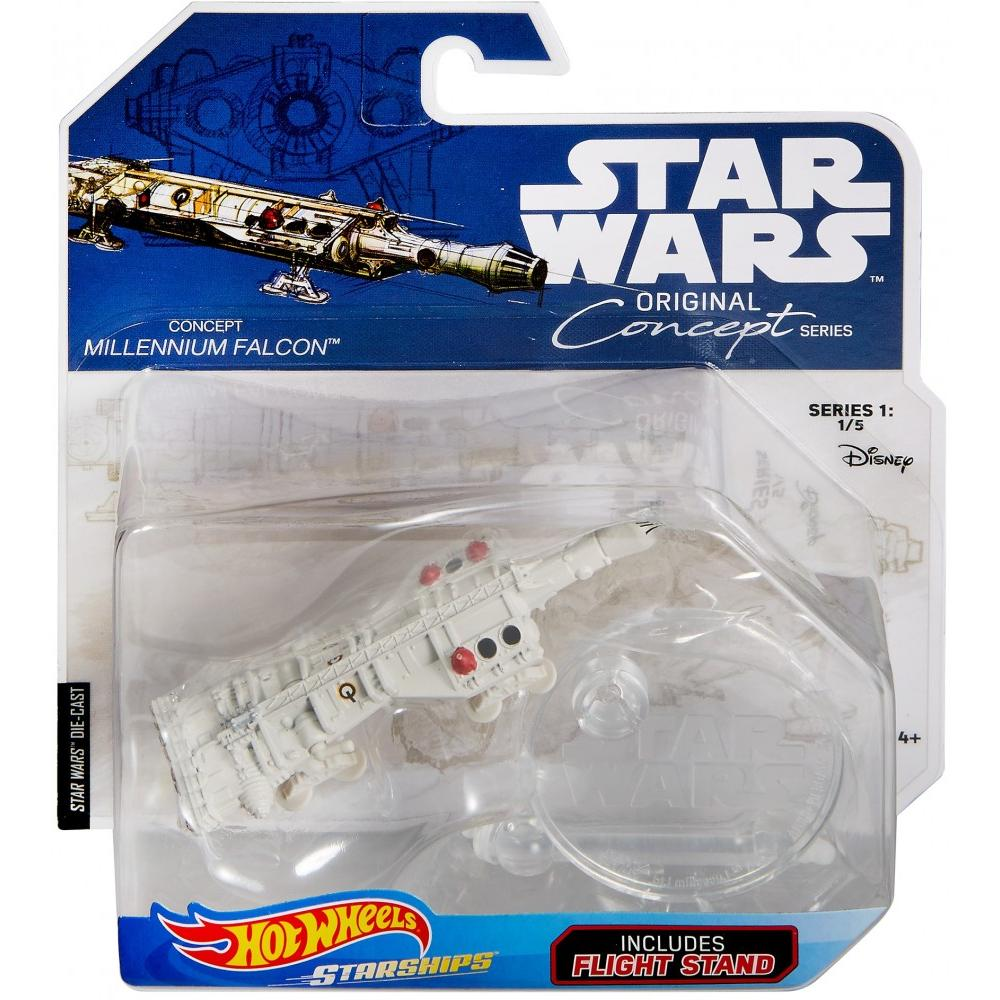 May The 4th Be With You Disneyland 2019: Star Wars Original Concept Hot Wheels Series Discovered