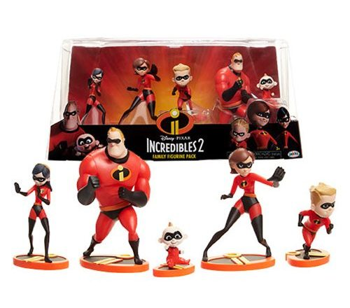 The Incredibles Toys : New incredibles toys coming soon diskingdom