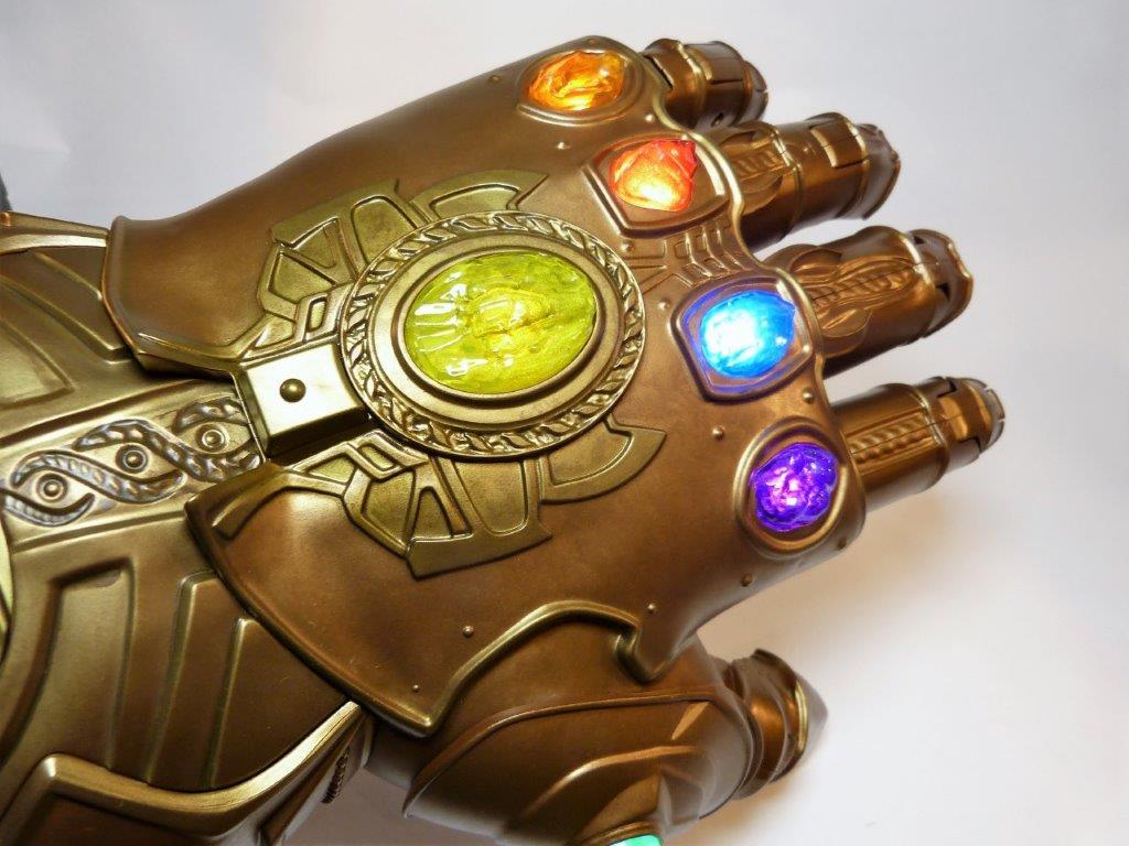 Marvel Legends Infinity Gauntlet Review | | DisKingdom com