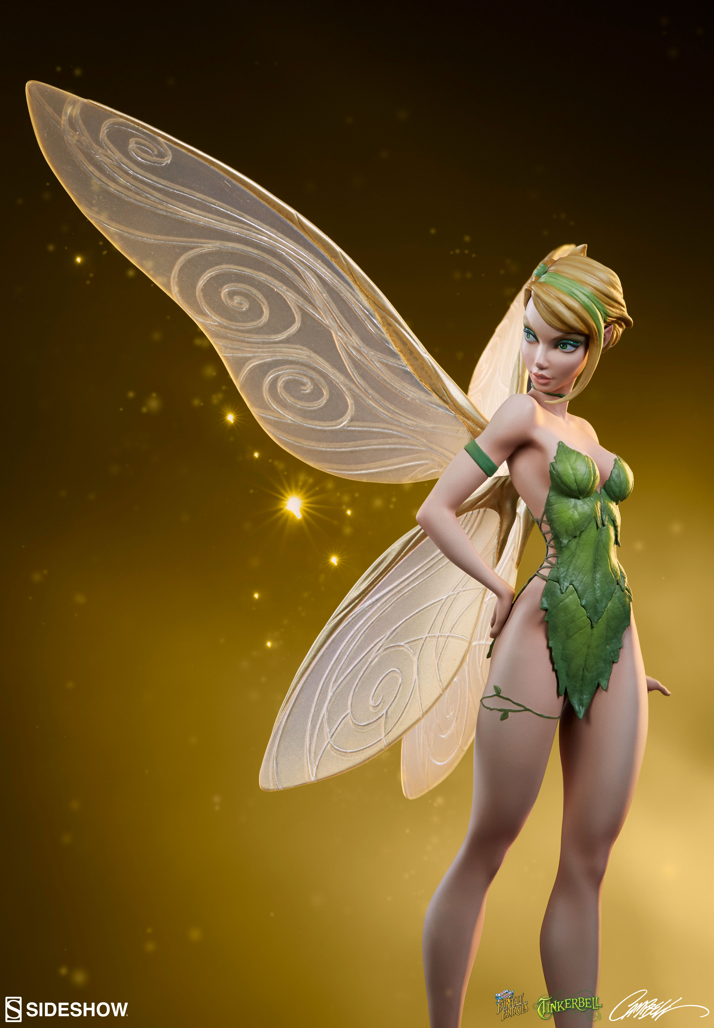 Sideshow Collectibles Tinkerbell Statue Coming Soon ...