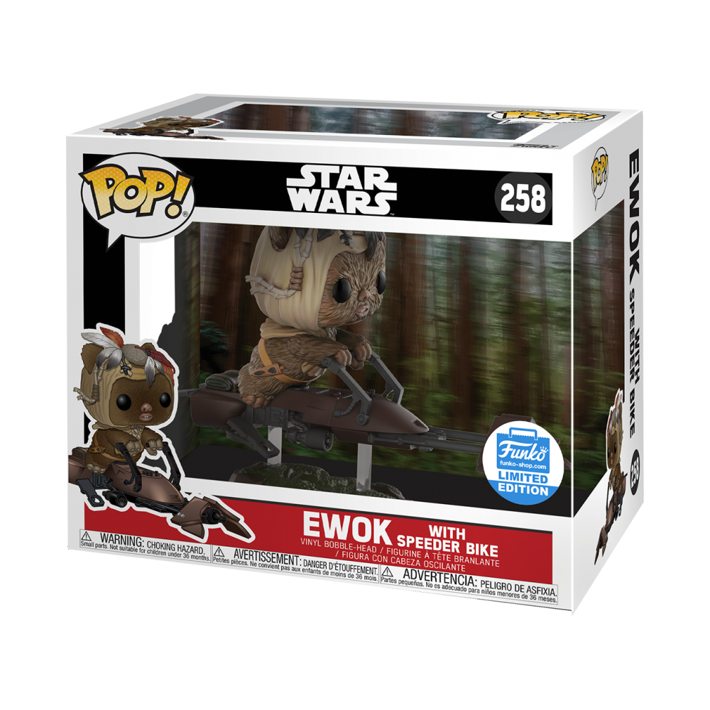 May The 4th Be With You Disney 2019: Funko Release Two New Star Wars Pop Vinyls