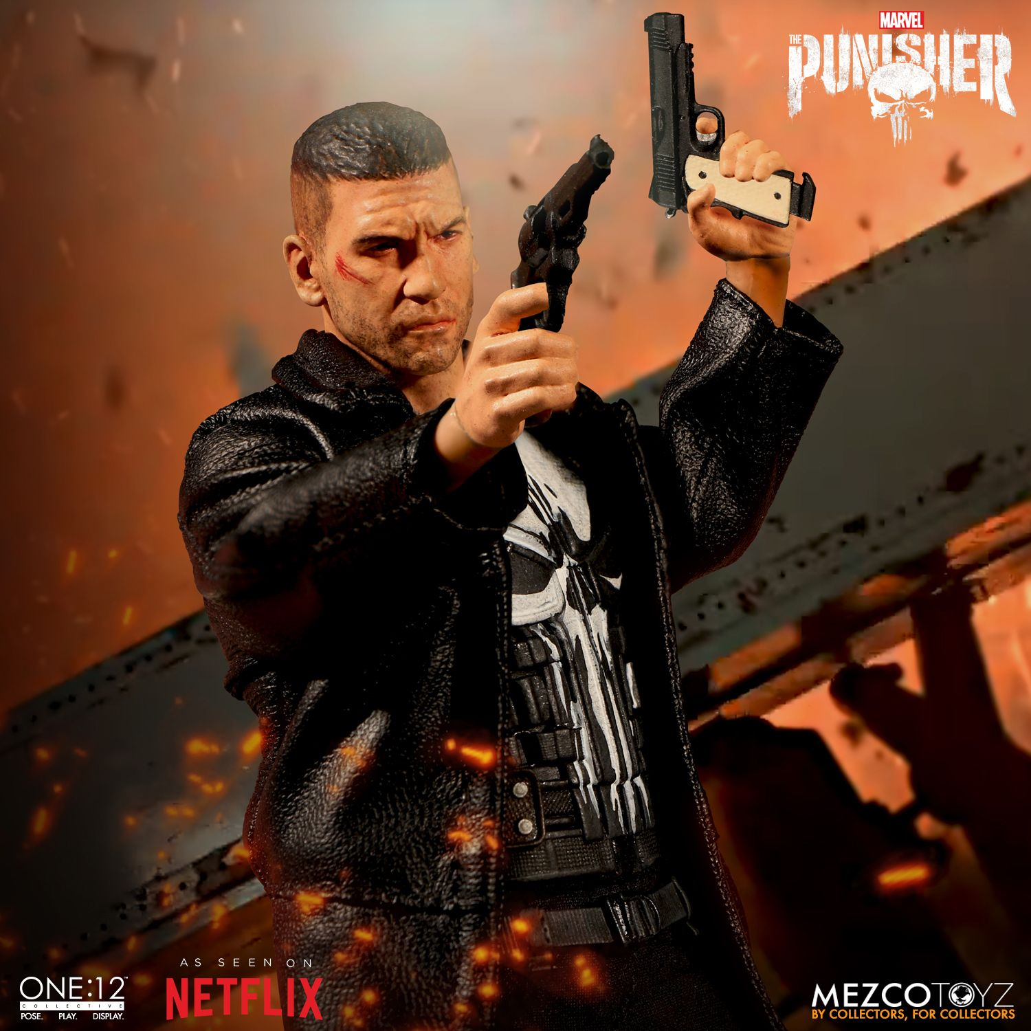 One 12 Collective Punisher Figure Coming Soon