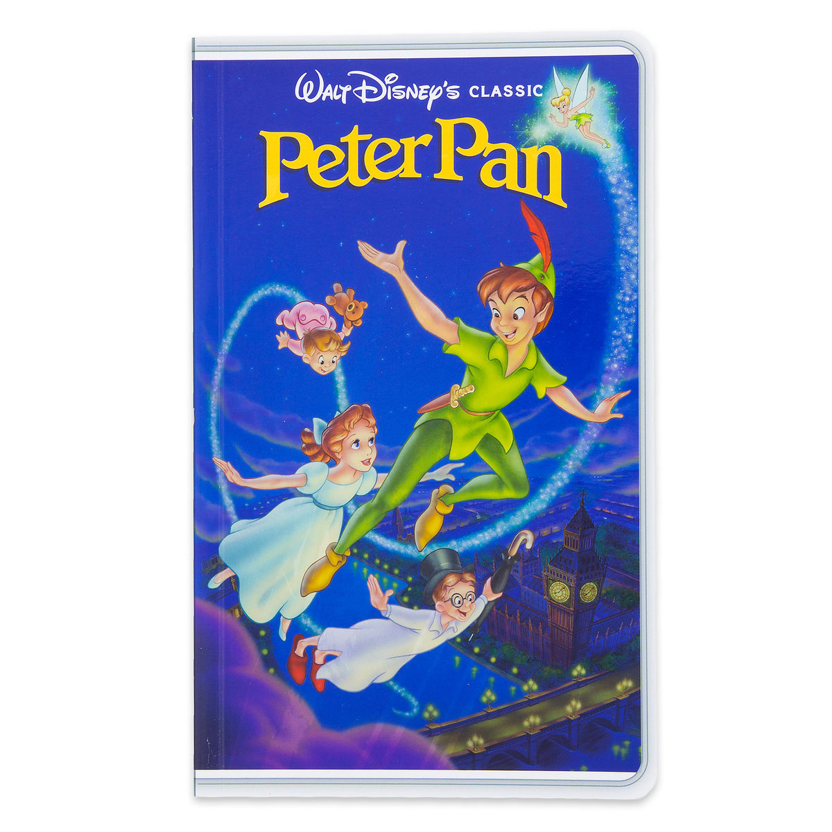 """Classic Disney """"VHS"""" Journal Collection Out Now"""