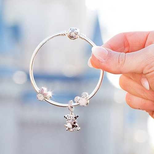 pandora charm minnie and mickey