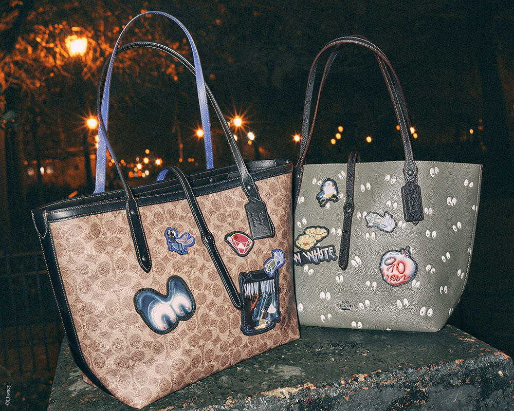 Disney X Coach Quot A Dark Fairytale Quot Collection Coming Soon