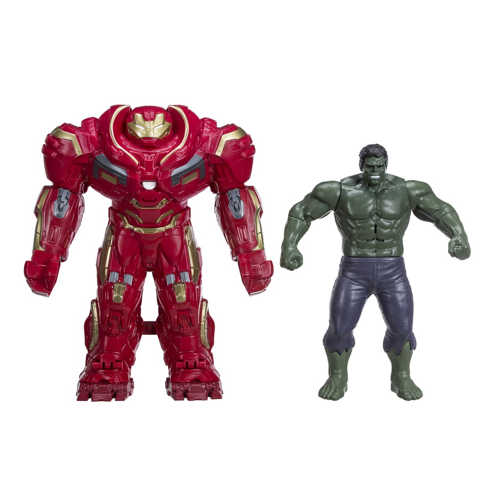 Hasbro Reveal Marvel Avengers Infinity War Figure