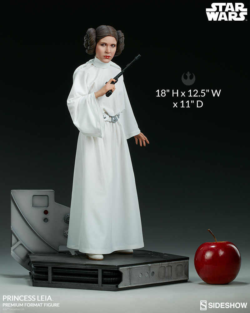 Princess Leia May The 4th Be With You: Star Wars: A New Hope Princess Leia Premium Format Figure