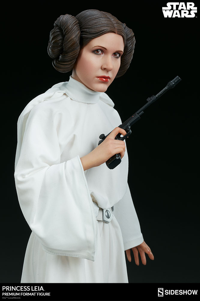 Star Wars: A New Hope Princess Leia Premium Format Figure ...Old Princess Leia