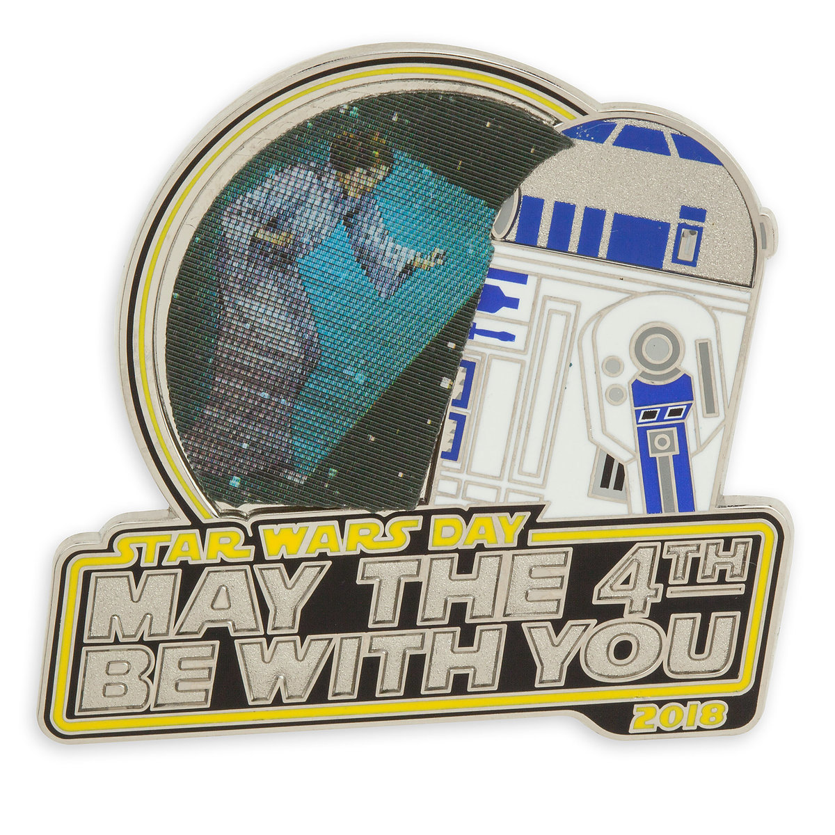 May The 4th Be With You Lego 2018: Star Wars May The 4th Pin Out Now