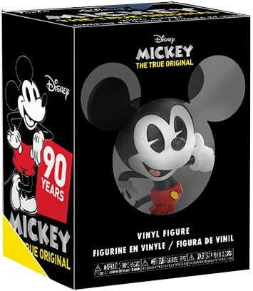Mickey Mouse 90th Anniversary Mystery Minis Coming Soon
