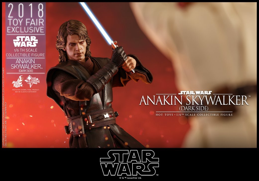 Star Wars Episode Iii Revenge Of The Sith Anakin