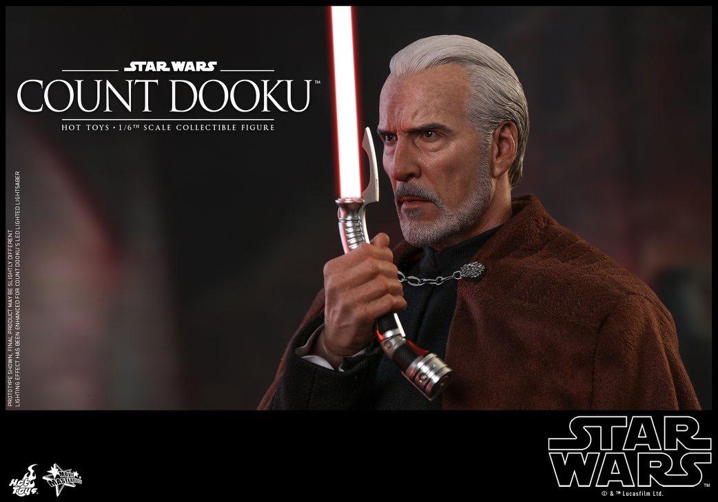 Star Wars Episode Ii Attack Of The Clones Count Dooku