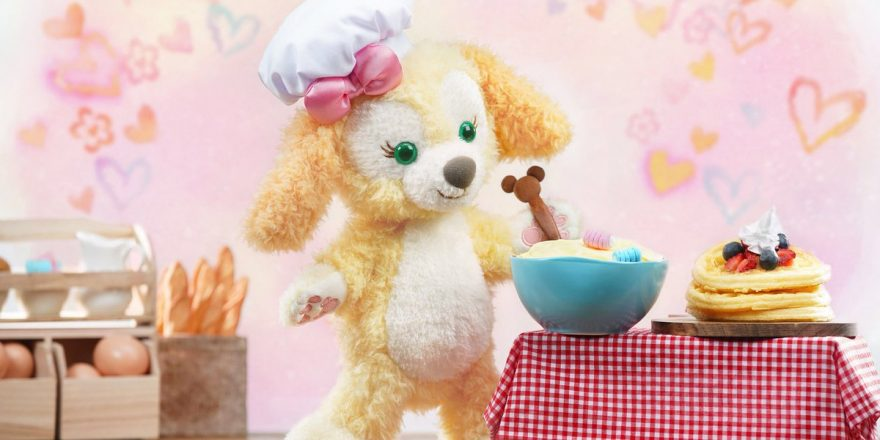 Duffy S New Friend Cookie Coming Soon To Hong Kong