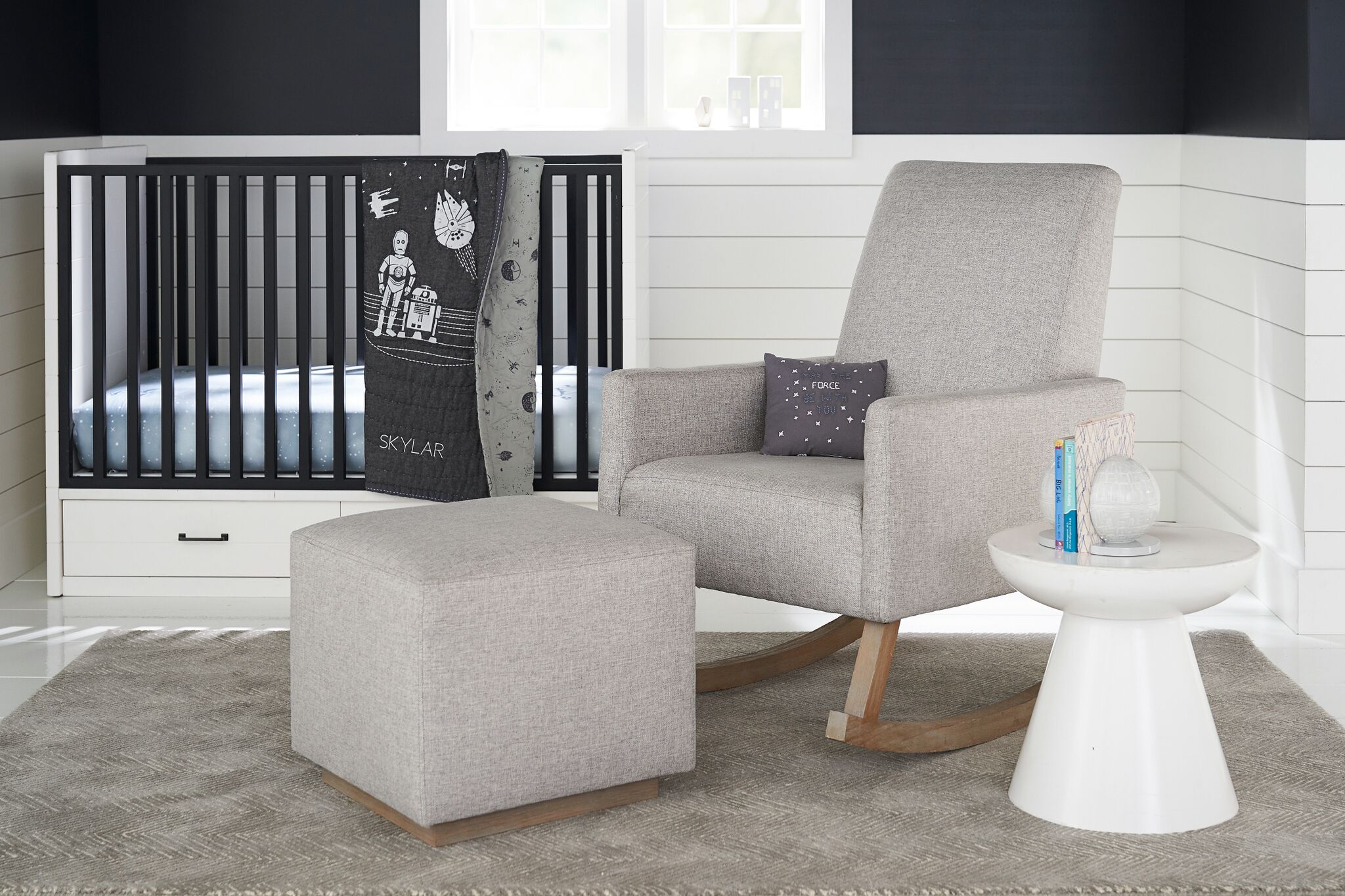 Pottery Barn Launch Star Wars Nursery Amp Kids Collections