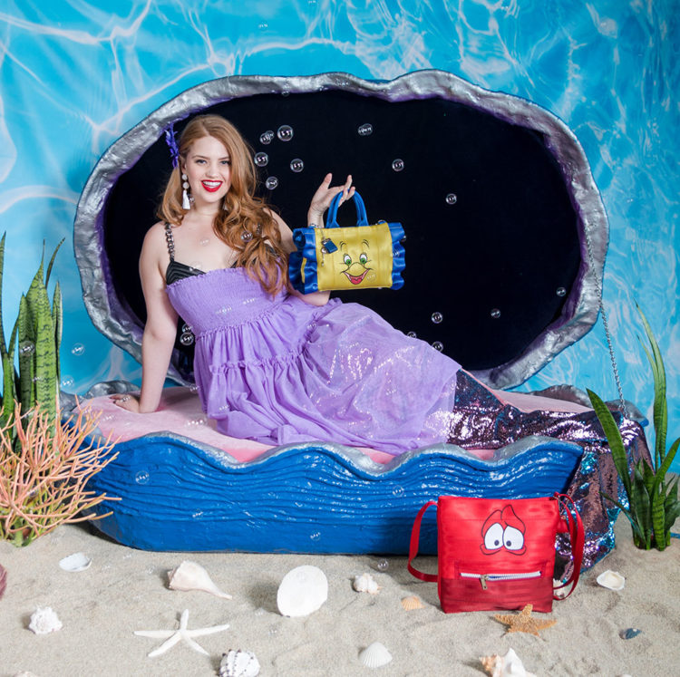 The Little Mermaid Collection Comes To Harveys