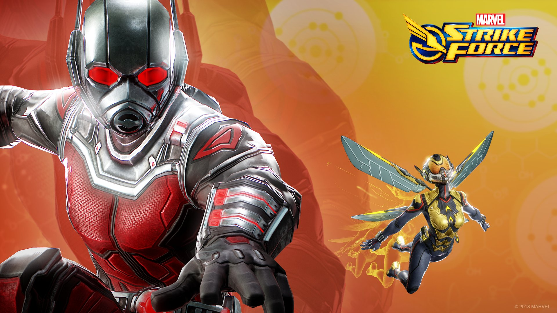 Ant-Man & The Wasp Content Coming To Marvel's Games