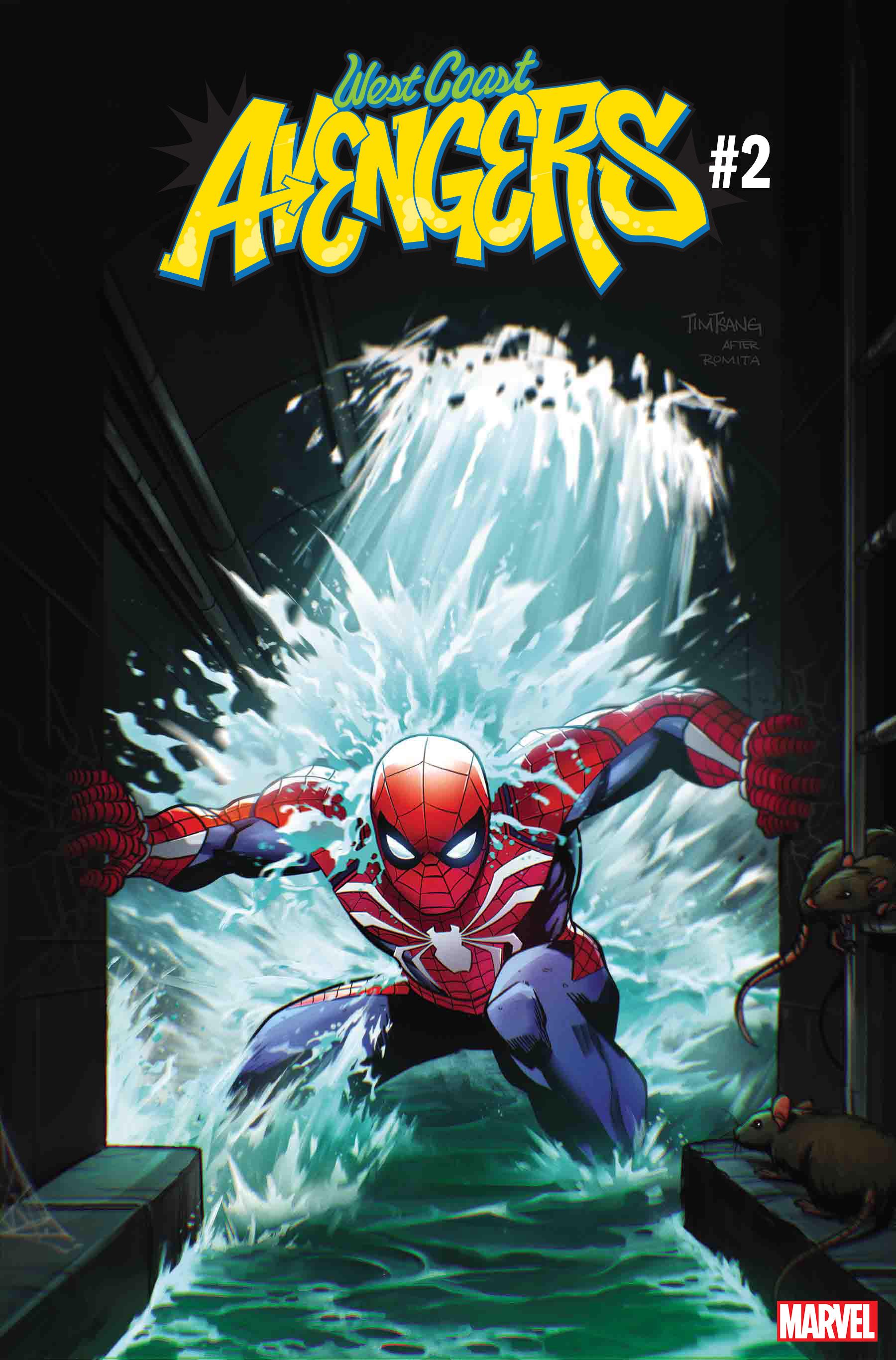 Marvel Announces Marvel S Spider Man Video Game Variant