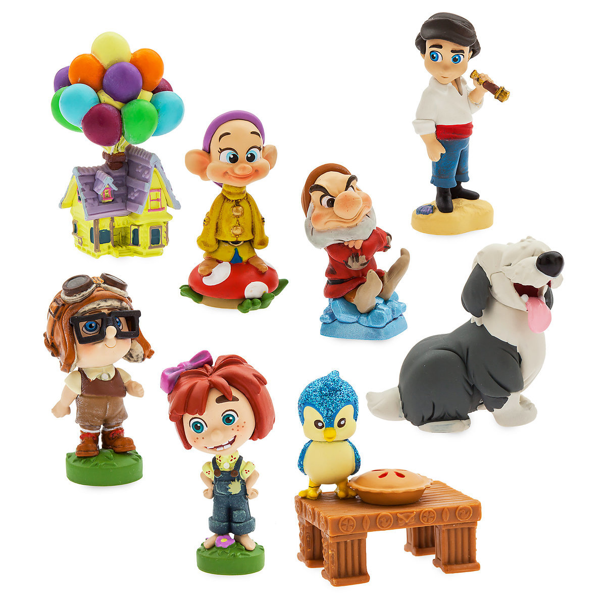 Disney Animators Collection Littles Mystery Micro Figures