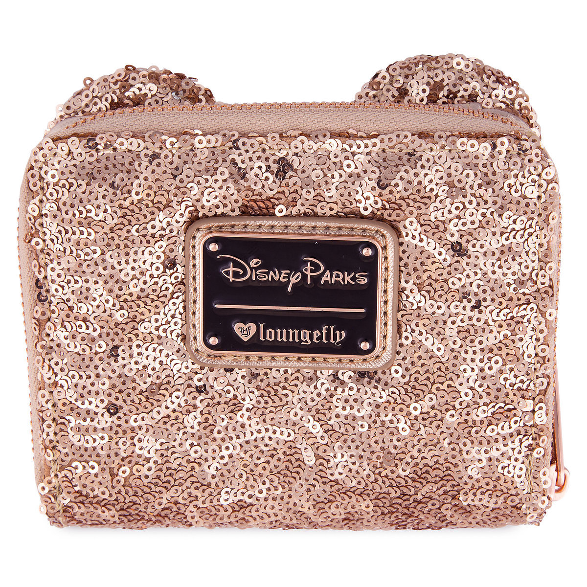 cafe68cc668 Minnie Mouse Sequined Loungefly Wallet   Mini Backpack Out Now ...