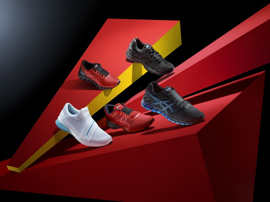 ASICS Launch Limited Edition Incredibles 2 Footwear Range