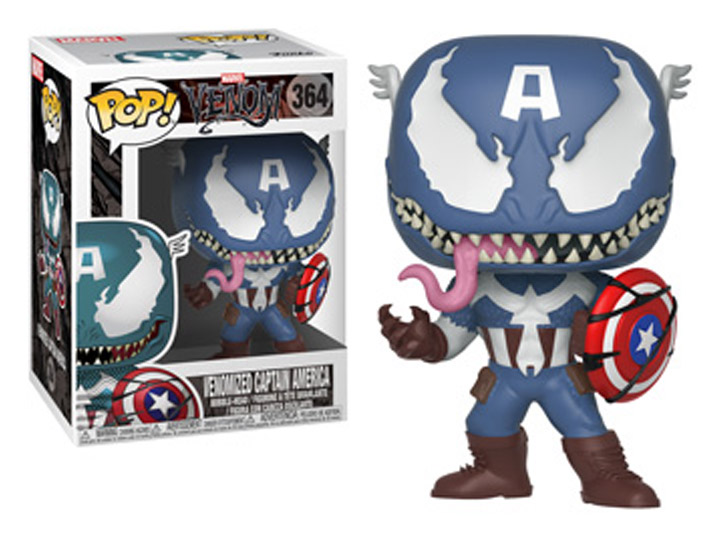 New Venom Pop Vinyls Coming Soon Diskingdom Com