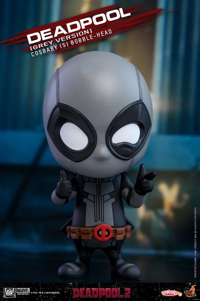 Deadpool 2 Cosbaby Series Coming Soon Diskingdom Com