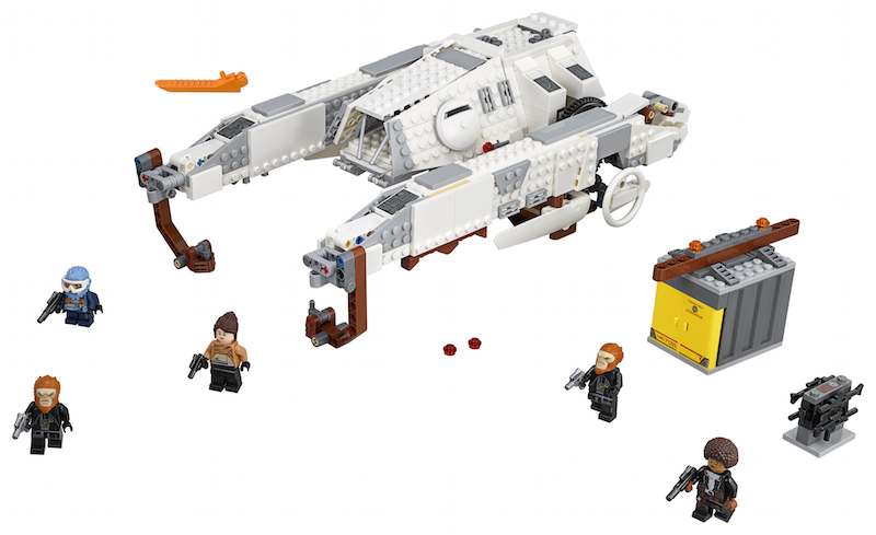 New Solo A Star Wars Story Lego Sets Coming Soon