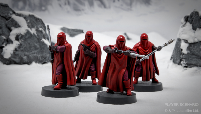 Imperial Royal Guards Unit Expansion Announced For Star