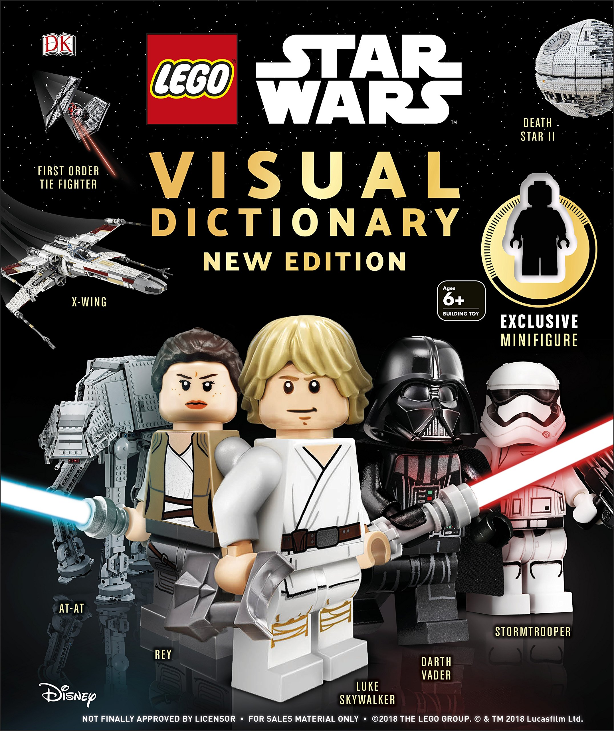 Lego Star Wars Visual Dictionary 2019 Edition Coming Soon