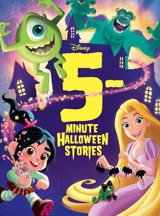 New Halloween Disney Children S Books Out Now