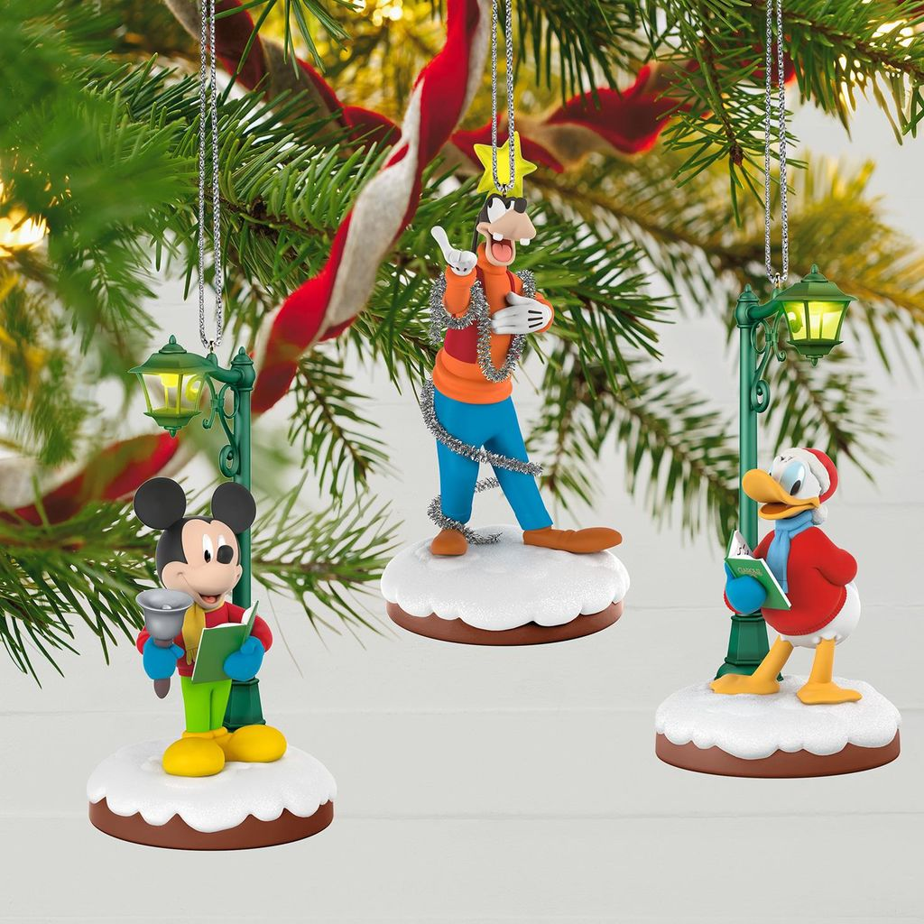 Here is a look at some of the ornaments: