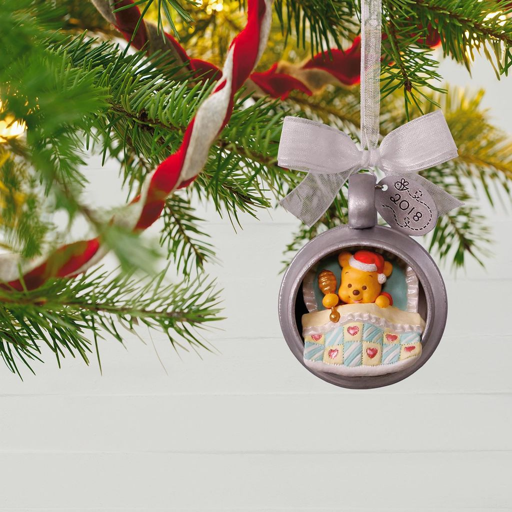 here is a look at some of the ornaments - When Does Disney Decorate For Christmas 2018