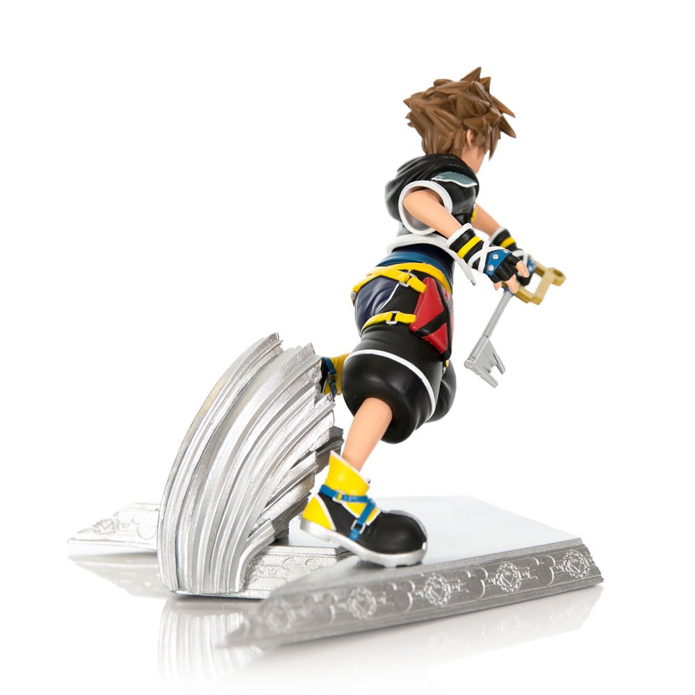 New Kingdom Hearts Statues Coming To GameStop     DisKingdom
