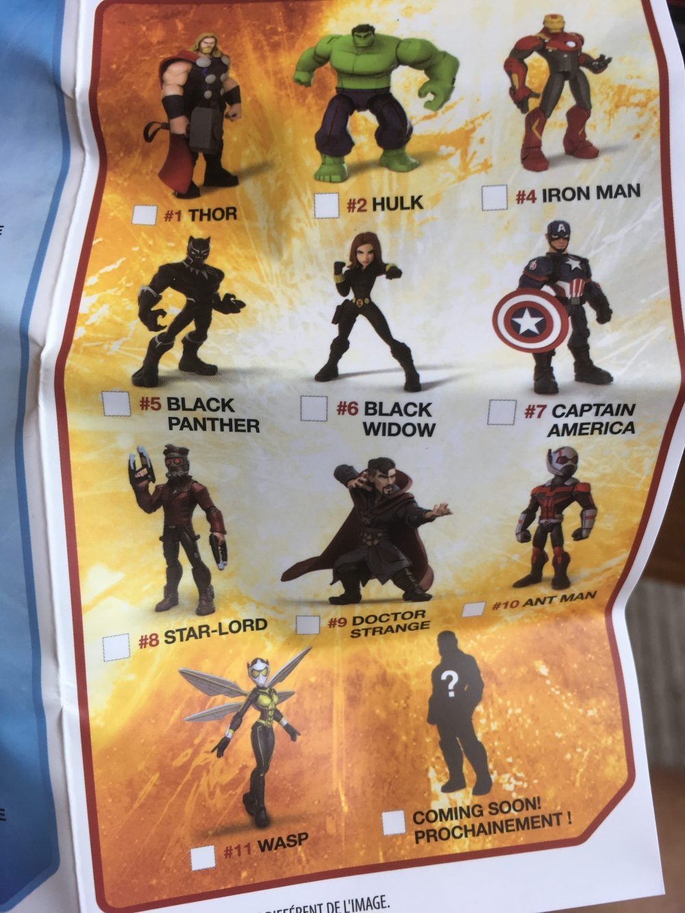 Upcoming Toybox Action Figures Revealed Diskingdom Com Disney Marvel Star Wars
