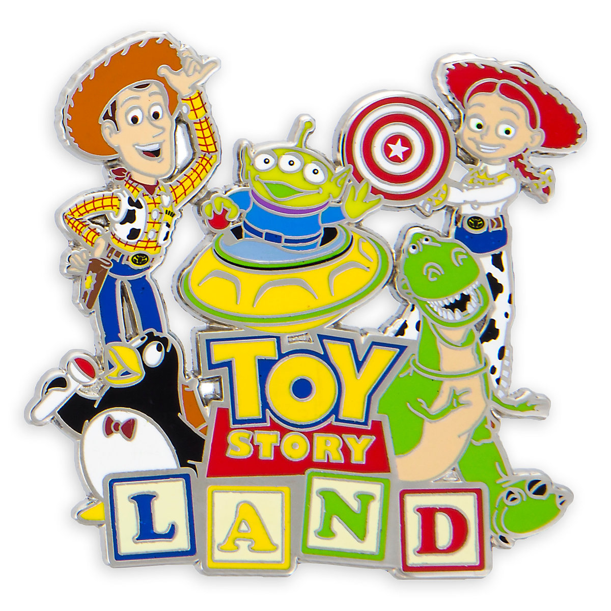 Toy Story Land Merchandise Out Now At Shopdisney