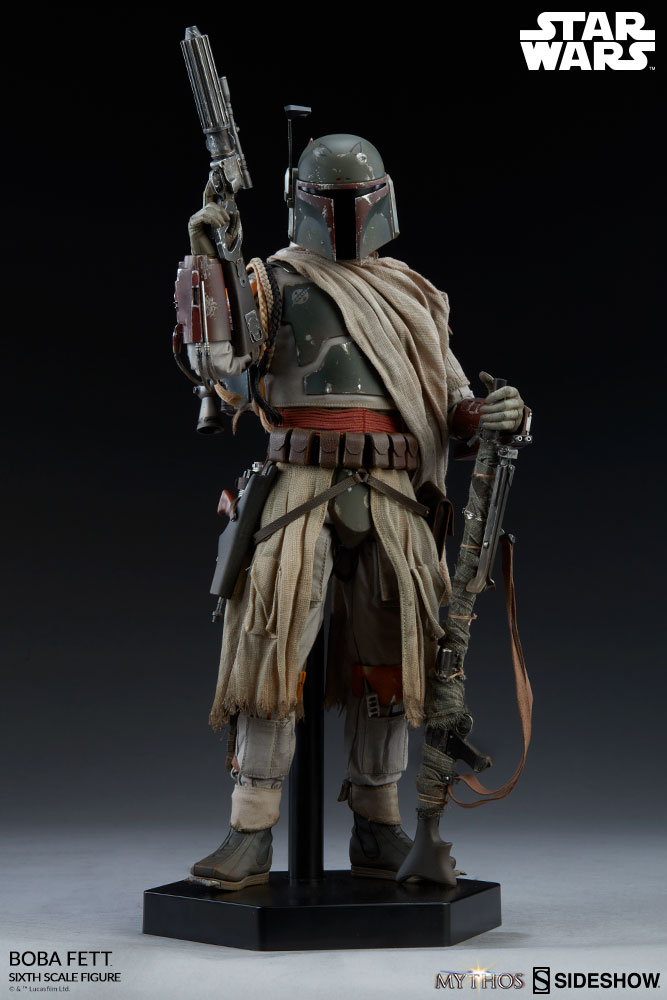 Sideshow Boba Fett Mythos Sixth Scale Figure Coming Soon