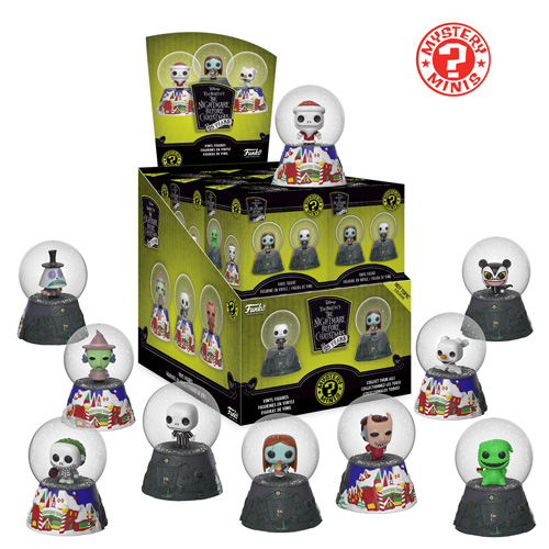 The Nightmare Before Christmas Official Merchandise