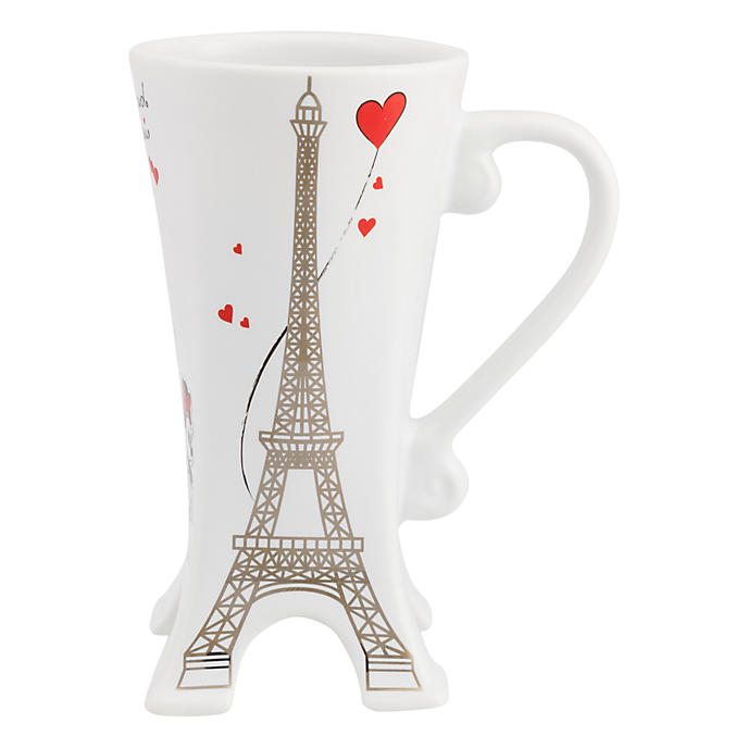 Paris Mug Tasse Love Disneyland Collector wkTiPOZuX