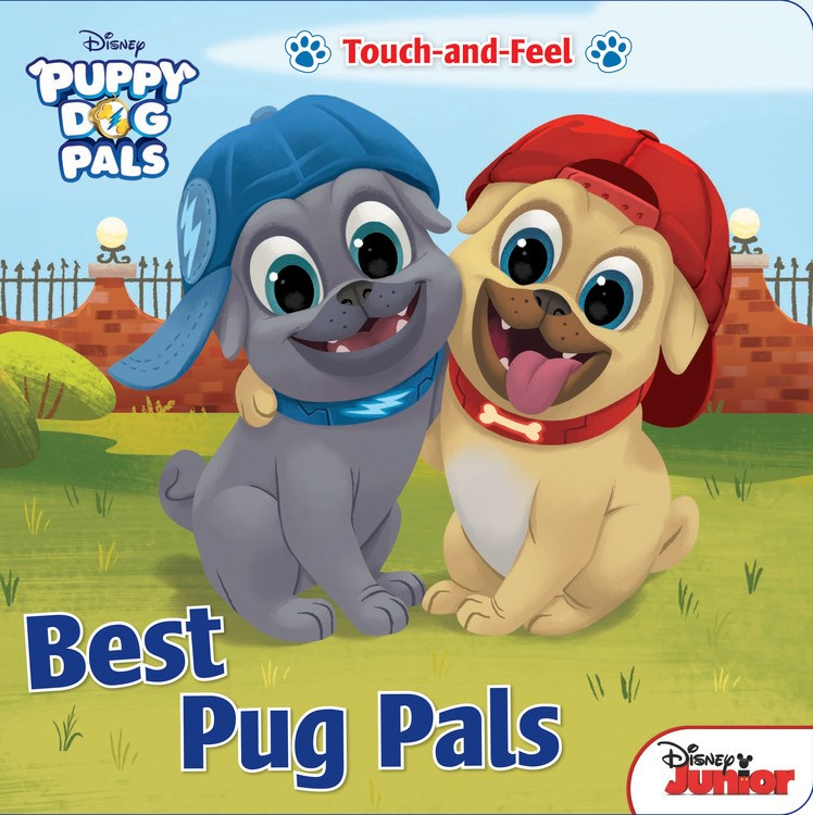 Puppy Dog Pals Best Pug Pals Out Now Diskingdomcom Disney