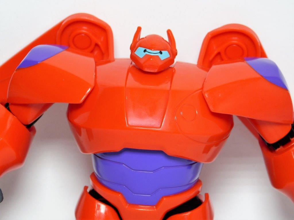 Baymax Big Hero 6 The Series Action Figure Review Diskingdom Com Disney Marvel Star Wars Merchandise News