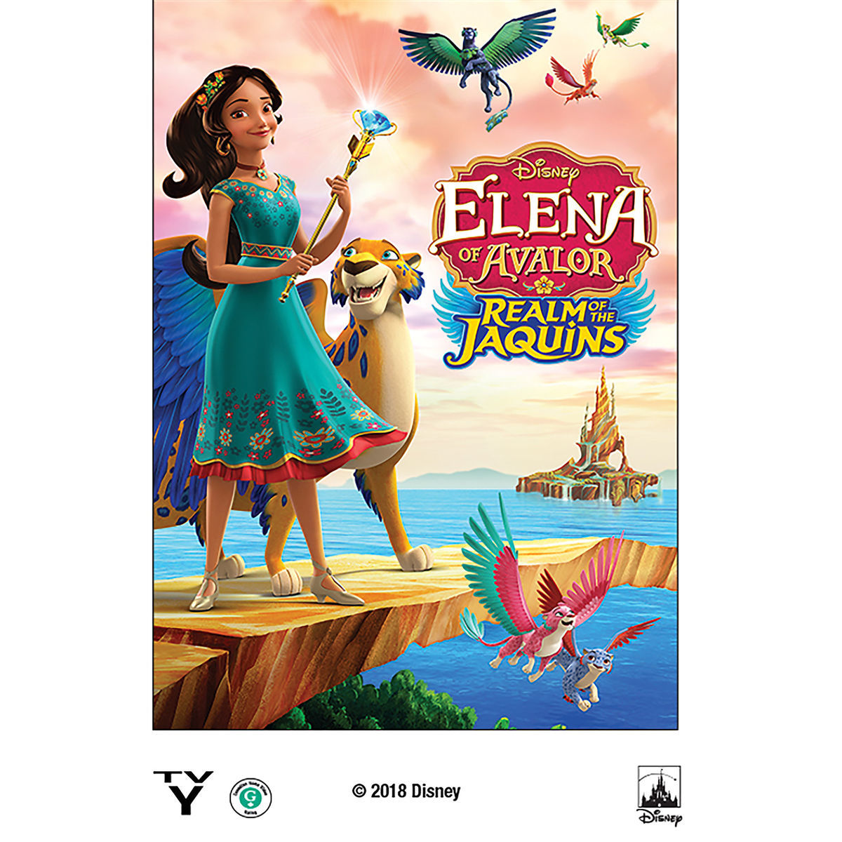 Elena Of Avalor Realm Of The Jaquins Out Now On Dvd Diskingdom
