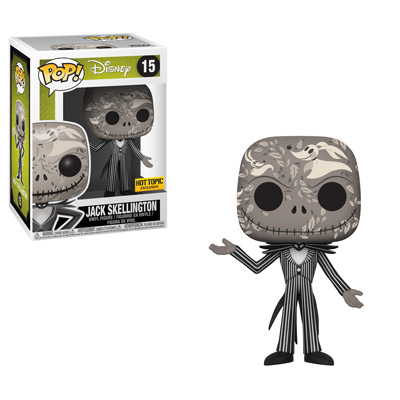 FUNKO POP NIGHTMARE BEFORE CHRISTMAS NBC Disney Sally Jack Skellington Santa