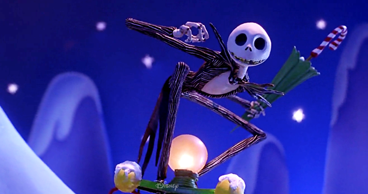 nightmare before christmas jack skellington super deluxe vinyl figure coming soon diskingdomcom disney marvel star wars merchandise - Christmas Jack Skellington