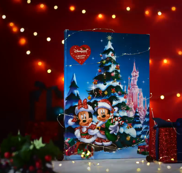 three new disney advent calendars announced for europe. Black Bedroom Furniture Sets. Home Design Ideas