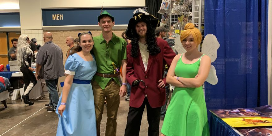 Top 10 Disney Themed Cosplay At Megacon Tampa Diskingdom Com
