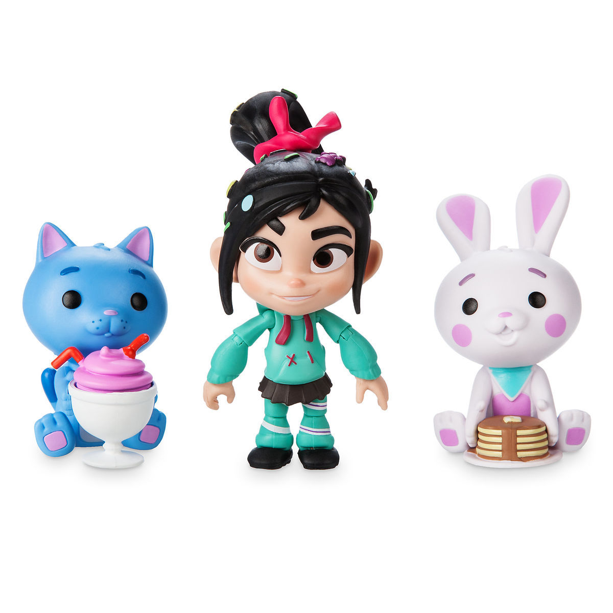 Two New Ralph Breaks The Internet Toybox Action Figures