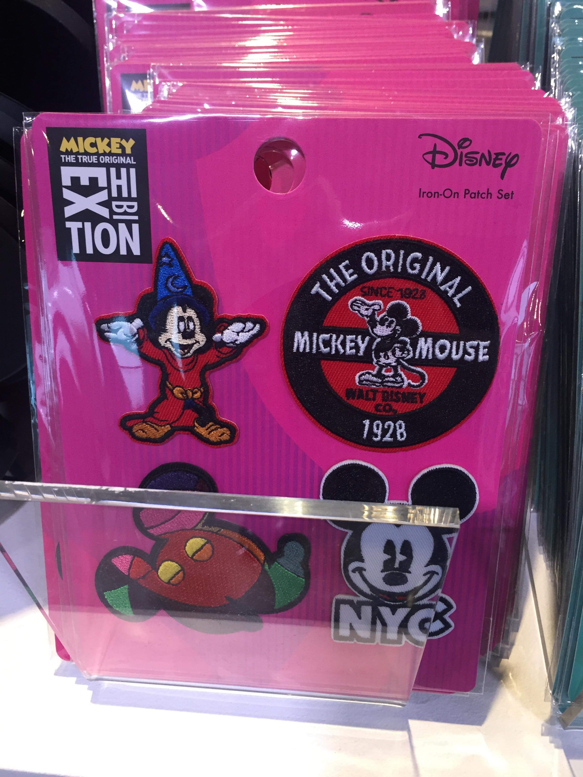 Mickey Mouse 90th Anniversary Exhibit Merchandise Preview