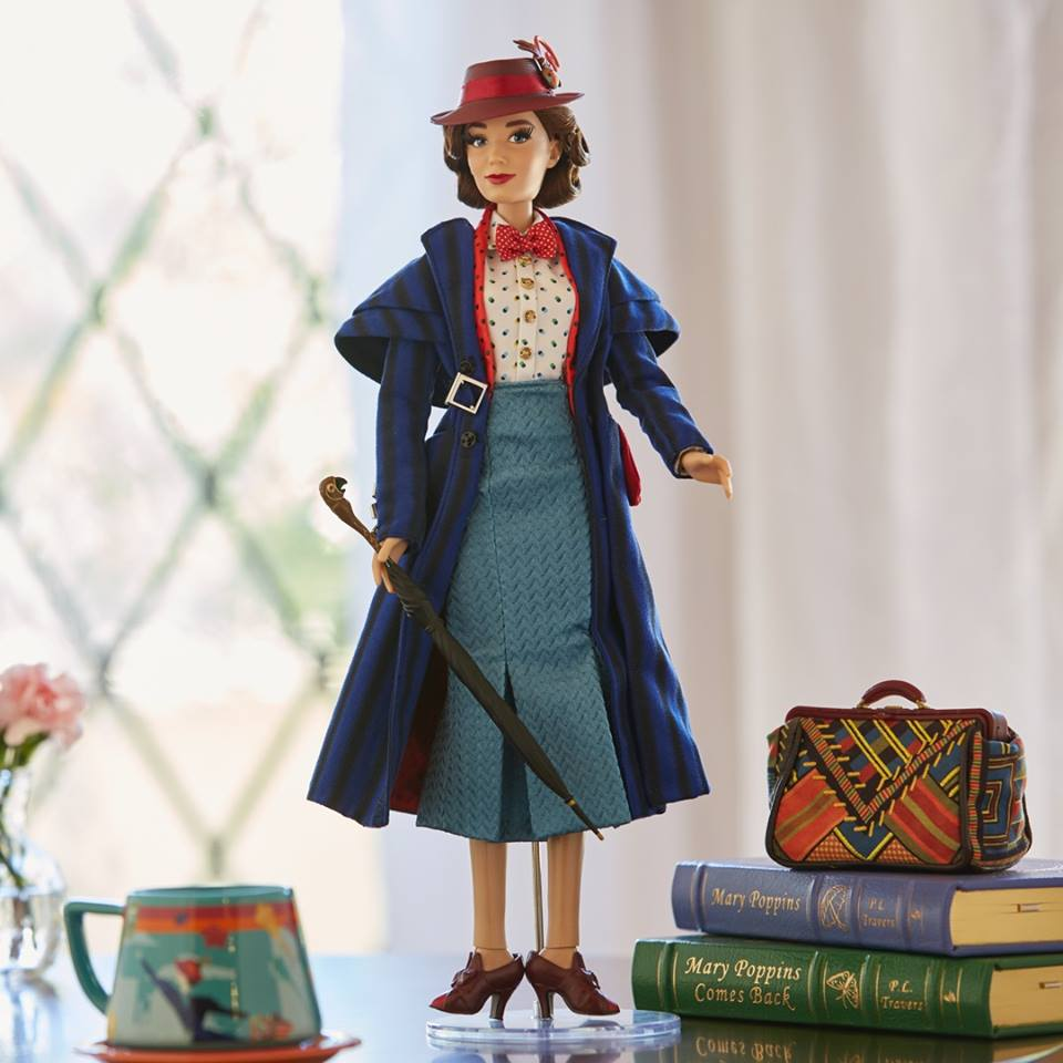 Mary Poppins Returns Deluxe Doll Coming Soon ...